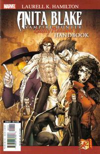 Cover Thumbnail for Anita Blake, Vampire Hunter: Guilty Pleasures Handbook (Marvel, 2007 series)