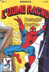 Cover Thumbnail for Raccolta l'Uomo Ragno (Edizioni Star Comics, 1988 series) #1