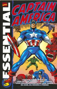 Cover Thumbnail for Essential Captain America (Marvel, 2000 series) #3