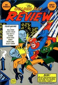 Cover Thumbnail for The Golden Age Review (Superlith, Inc., 1978 series)