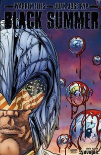 Cover Thumbnail for Black Summer (Avatar Press, 2007 series) #0