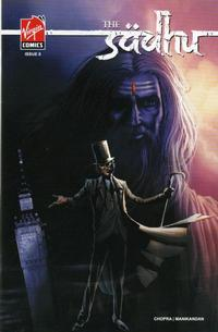 Cover for The Sadhu (Virgin, 2006 series) #8
