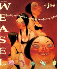 Cover for Weasel (Fantagraphics, 1999 series) #5