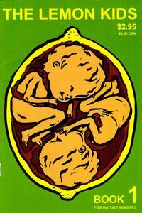 Cover Thumbnail for The Lemon Kids (Alternative Comics, 1999 series) #1