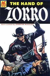 Cover Thumbnail for Hand of Zorro (AC, 2002 series) #1