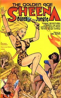 Cover Thumbnail for Golden Age Sheena Queen of the Jungle (AC, 1999 series)