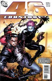 Cover for Countdown (DC, 2007 series) #46