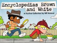 Cover Thumbnail for Encyclopedias Brown and White [Foxtrot] (Andrews McMeel, 2001 series) #[nn]