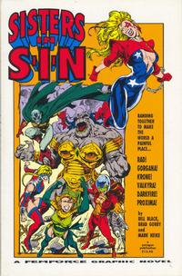 Cover Thumbnail for Sisters in S-I-N: The Fearforce versus The Femforce (AC, 1995 series) #1