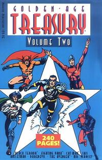 Cover Thumbnail for Golden-Age Treasury (AC, 2003 series) #2
