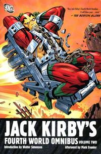 Cover Thumbnail for Jack Kirby's Fourth World Omnibus (DC, 2007 series) #2