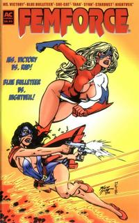 Cover Thumbnail for FemForce (AC, 1985 series) #138