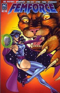 Cover Thumbnail for FemForce (AC, 1985 series) #140