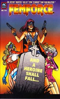 Cover Thumbnail for FemForce (AC, 1985 series) #141