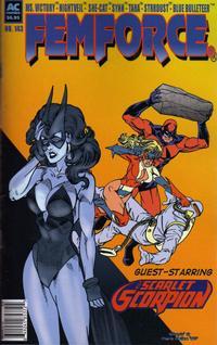 Cover Thumbnail for FemForce (AC, 1985 series) #143