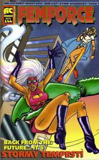 Cover Thumbnail for FemForce (AC, 1985 series) #144