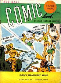 Cover Thumbnail for Red Ball Comic Book (Parents' Magazine Press, 1947 series) #[1]