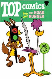 Cover Thumbnail for Top Comics Beep Beep the Road Runner (Western, 1967 series) #1
