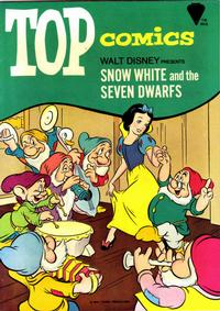 Cover Thumbnail for Top Comics Walt Disney Presents Snow White and the Seven Dwarfs (Western, 1967 series)