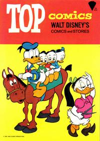 Cover Thumbnail for Top Comics Walt Disney's Comics and Stories (Western, 1967 series) #1
