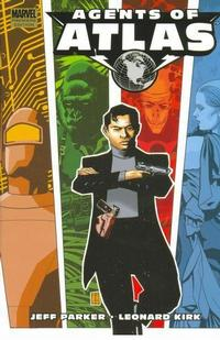 Cover Thumbnail for Agents of Atlas (Marvel, 2007 series)