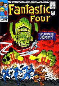 Cover Thumbnail for Fantastic Four Omnibus (Marvel, 2005 series) #2 [Regular Cover]