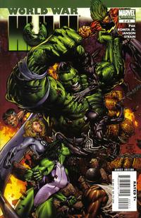 Cover Thumbnail for World War Hulk (Marvel, 2007 series) #2