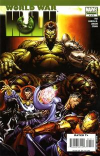 Cover Thumbnail for World War Hulk (Marvel, 2007 series) #4