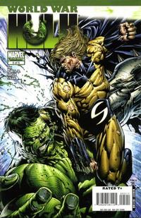 Cover Thumbnail for World War Hulk (Marvel, 2007 series) #5