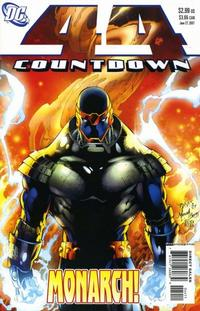Cover Thumbnail for Countdown (DC, 2007 series) #44