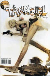 Cover Thumbnail for Tank Girl: The Gifting (IDW, 2007 series) #1 [Cover A]