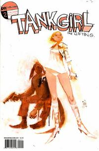 Cover Thumbnail for Tank Girl: The Gifting (IDW, 2007 series) #2 [Cover A]