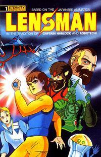 Cover Thumbnail for Lensman (Malibu, 1990 series) #1