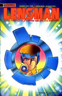 Cover Thumbnail for Lensman (Malibu, 1990 series) #2