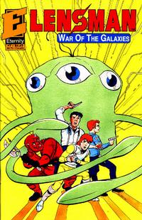 Cover Thumbnail for Lensman: War of the Galaxies (Malibu, 1990 series) #7