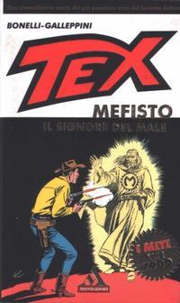 Cover Thumbnail for Tex Mefisto Il Signore del Male (Arnoldo Mondadori Editore, 1999 series)