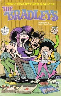 Cover Thumbnail for The Bradleys (Fantagraphics, 1999 series) #3
