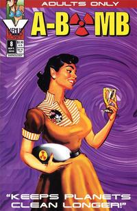 Cover Thumbnail for A-Bomb (Antarctic Press, 1994 series) #8