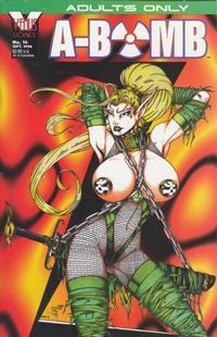 Cover Thumbnail for A-Bomb (Antarctic Press, 1994 series) #14