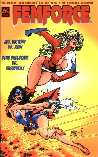 Cover for FemForce (AC, 1985 series) #138