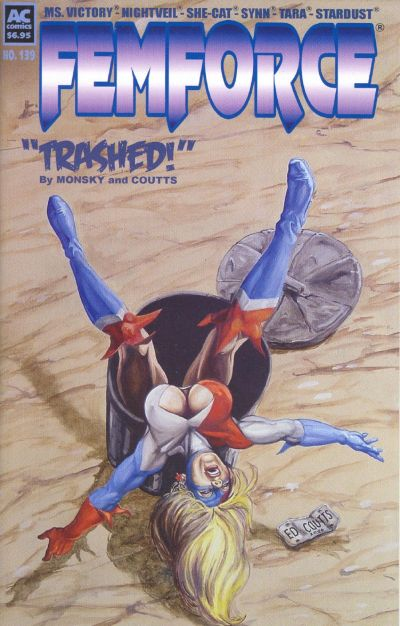Cover for FemForce (AC, 1985 series) #139