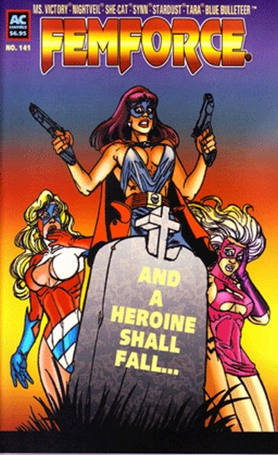 Cover for FemForce (AC, 1985 series) #141