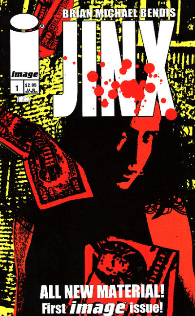 Cover for Jinx (Image, 1997 series) #1