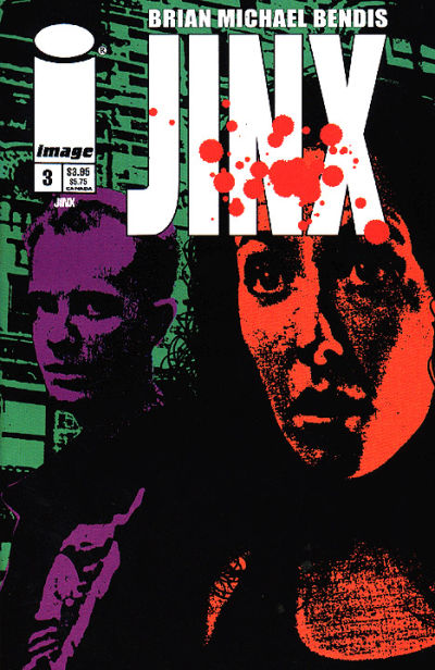 Cover for Jinx (Image, 1997 series) #3