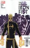 Cover for The Immortal Iron Fist (Marvel, 2007 series) #6
