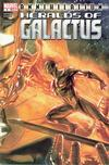 Cover for Annihilation: Heralds of Galactus (Marvel, 2007 series) #2