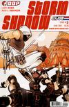 Cover for Storm Shadow (Devil's Due Publishing, 2007 series) #2