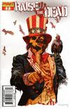 Cover for Raise the Dead (Dynamite Entertainment, 2007 series) #1 [Arthur Suydam cover]