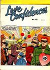 Cover for Love Confidences (Bell Features, 1951 series) #48