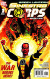 Cover Thumbnail for Green Lantern Sinestro Corps Special (2007 series) #1 [First Printing]